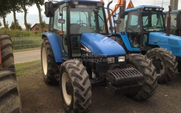 New Holland TL100 full