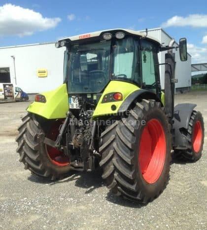 Claas ARION 430 full
