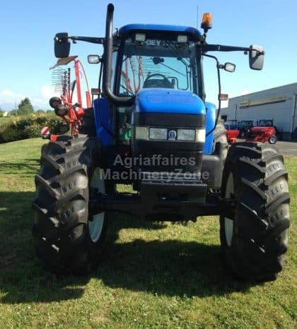 New Holland TM 130 full